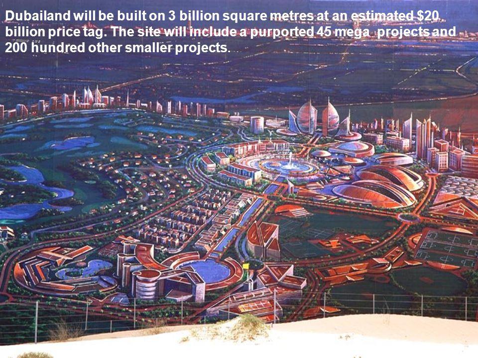 Dubailand.