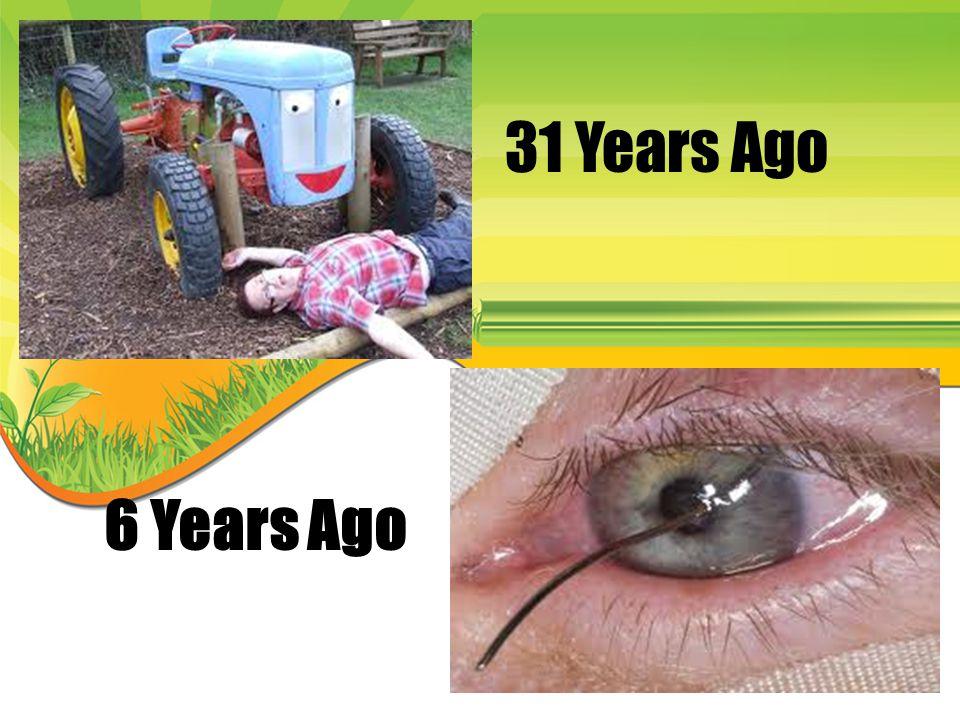 31 Years Ago 6 Years Ago