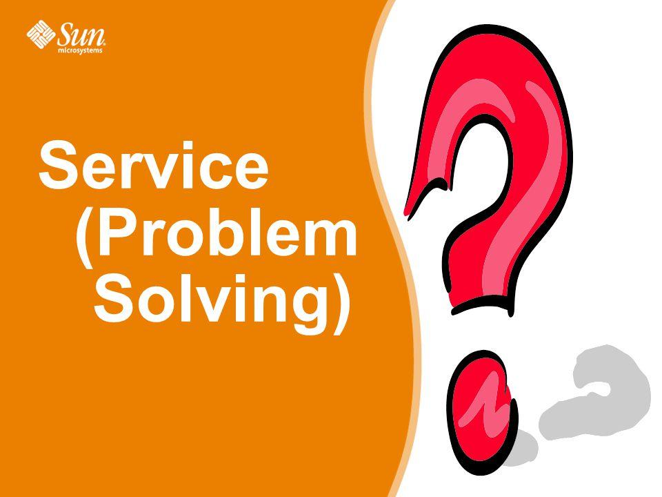 Service (Problem Solving)