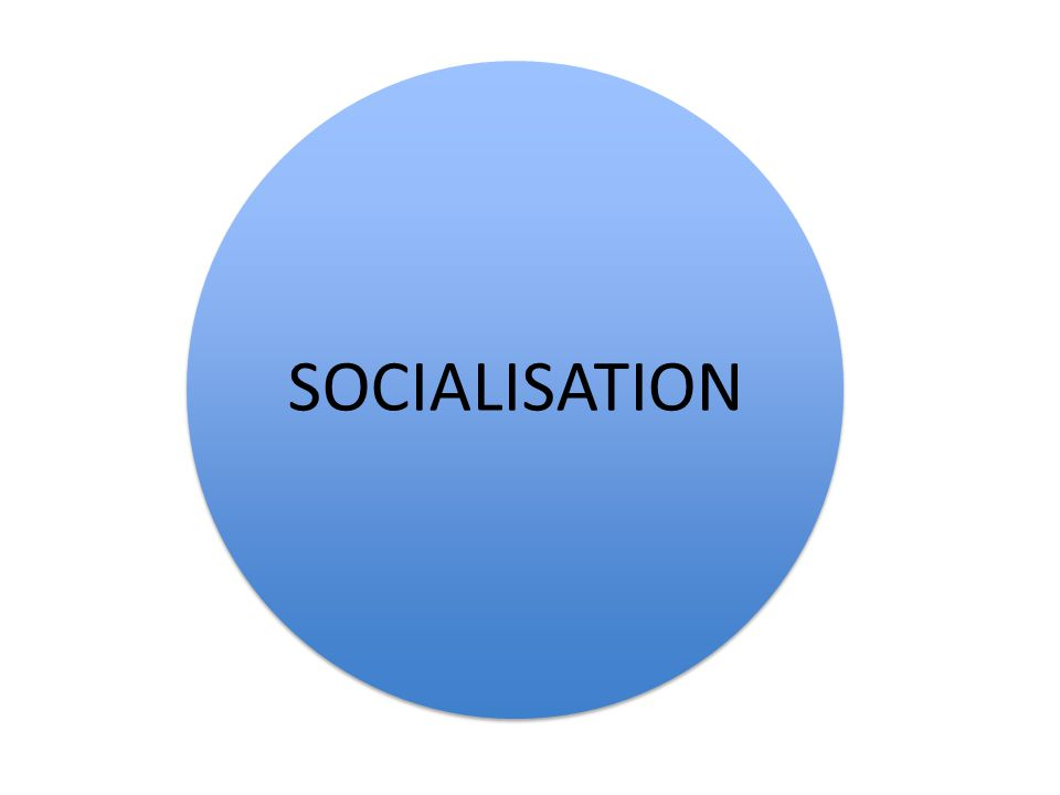 Socialisation is the ongoing process by which individuals learn and are taught to conform to existing norms and values. (Amezdroz et al, 2010, p.478).