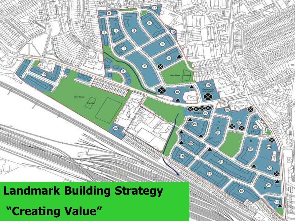 Landmark Building Strategy Creating Value