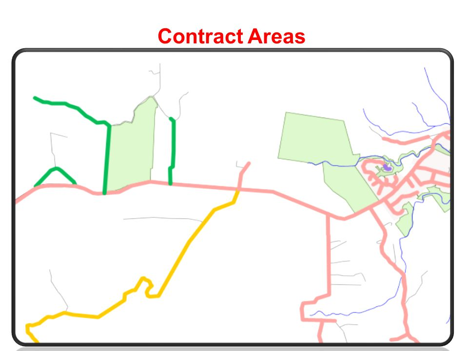 Contract Areas