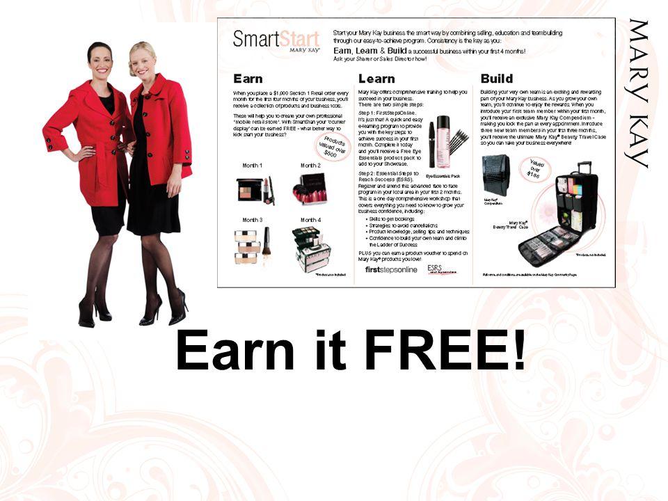 Earn it FREE!