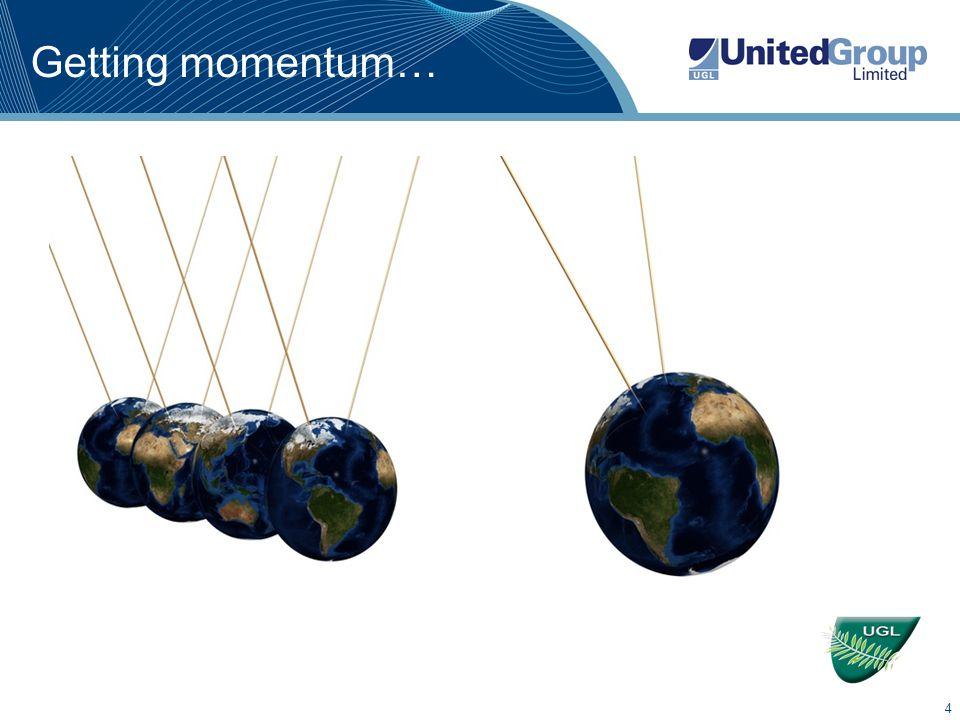 4 Getting momentum…