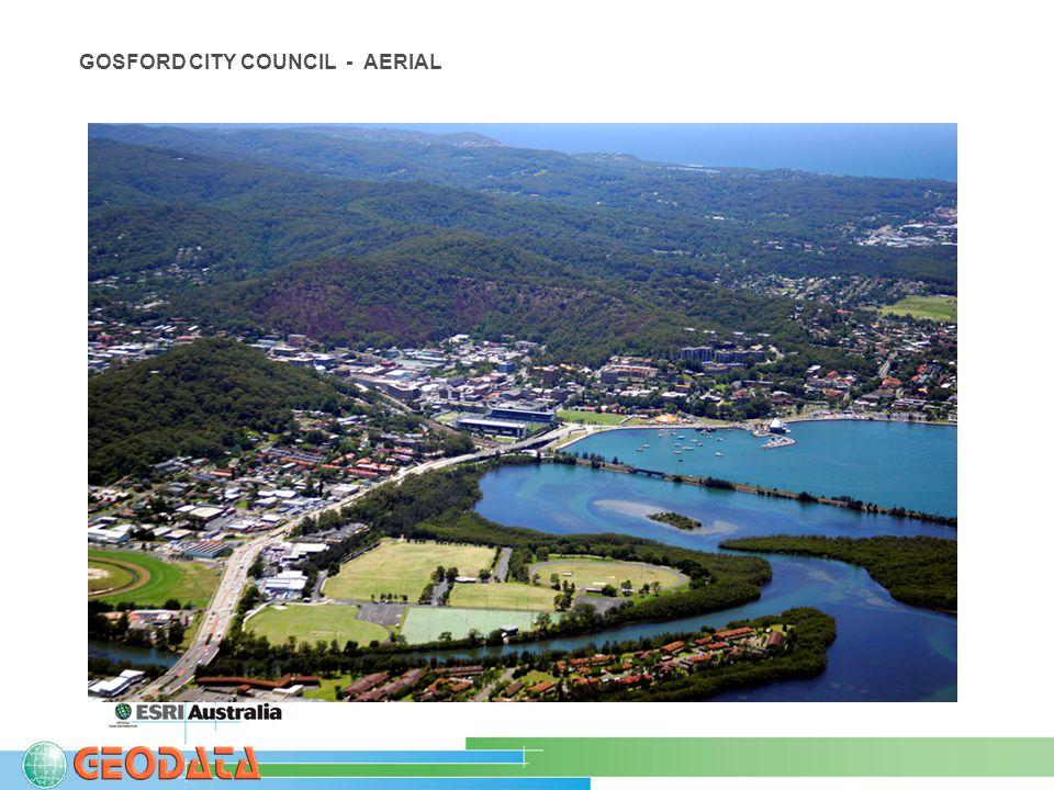 GOSFORD CITY COUNCIL - AERIAL