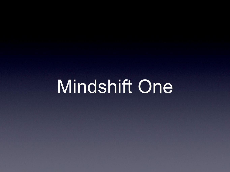 Mindshift One