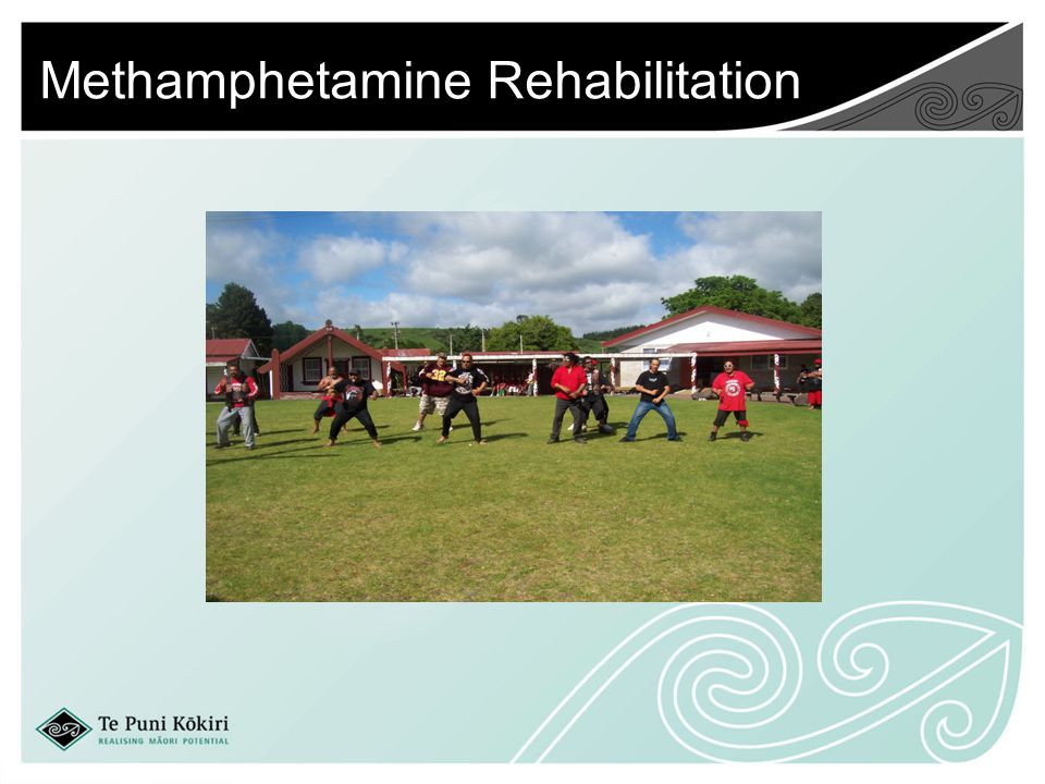 Methamphetamine Rehabilitation