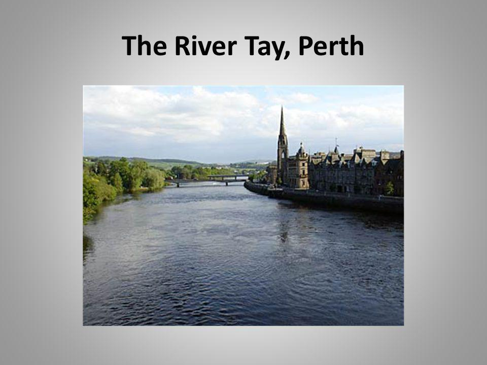 The River Tay, Perth