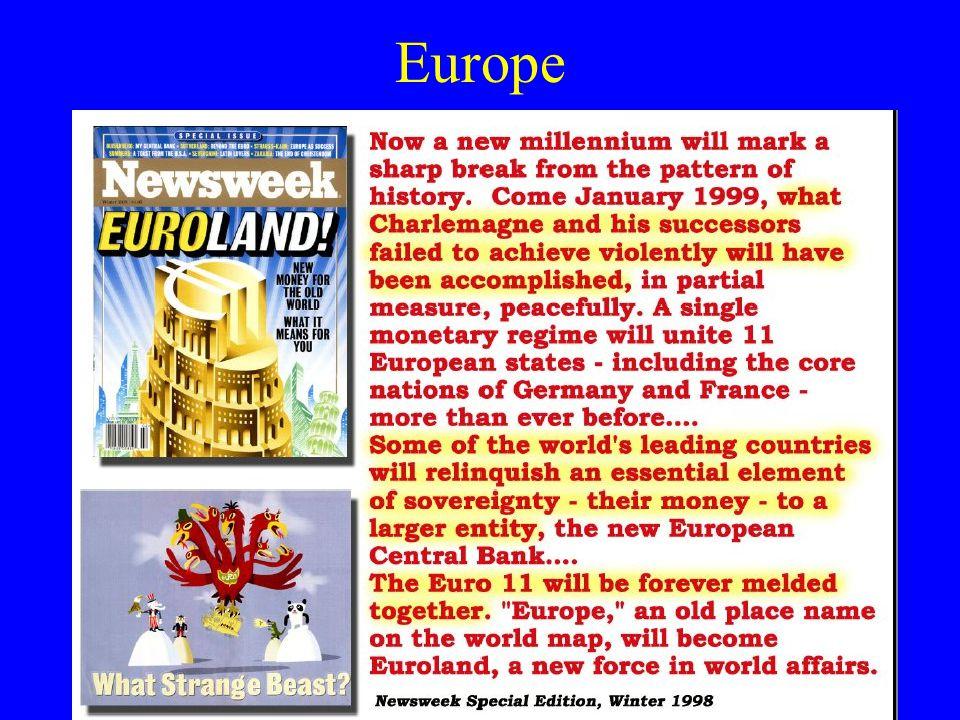 Europe & Russia