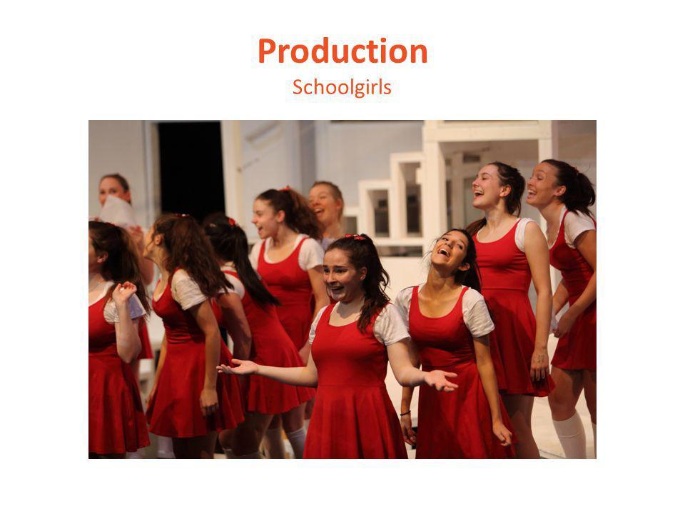 Production Schoolgirls