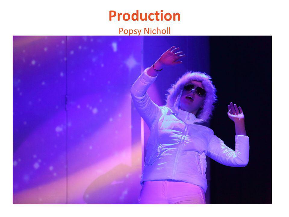 Production Popsy Nicholl