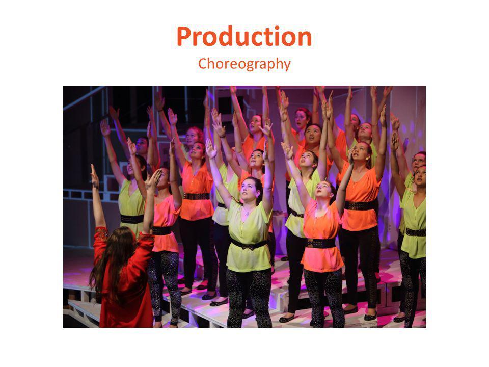 Production Choreography