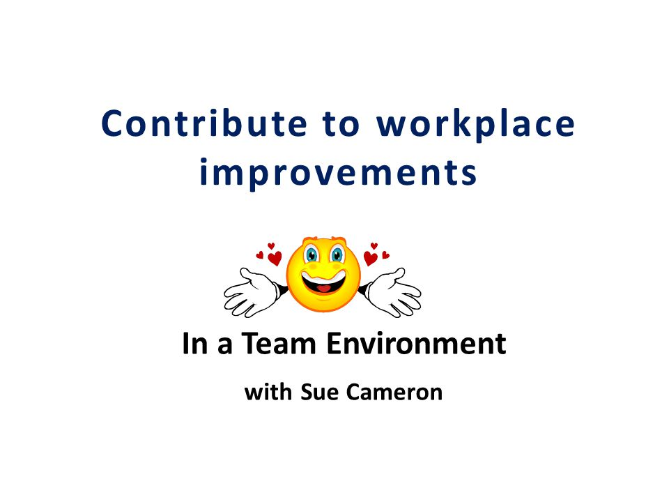 Teams are not always appropriate However not all jobs and activities are handled best by teams Teams are not needed when the leader really does know best and when people can work independently Teams do not work without clear objectives and are given insufficient training & support (reference 'Management, Theory and Practise 'by Kris Cole) 12