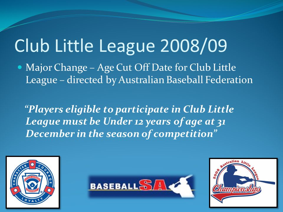 Club Little League 2008/09 Coaching Tips/Suggestions Stance for No-Lead Stealing – both Major and Minor Division.