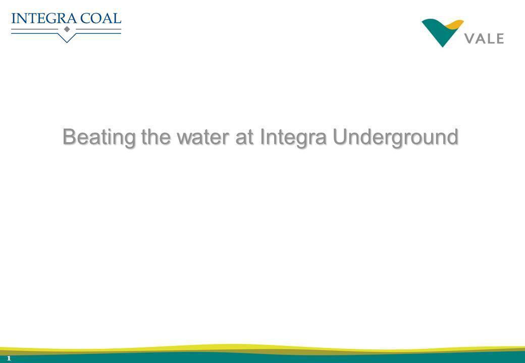 1 Beating the water at Integra Underground