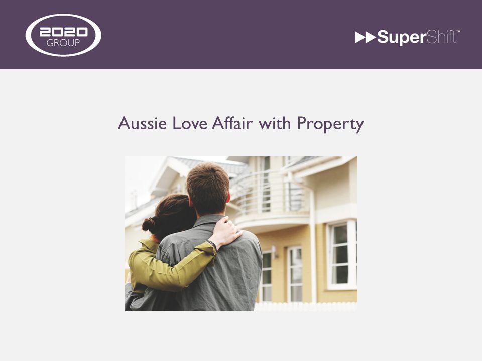 Aussie Love Affair with Property