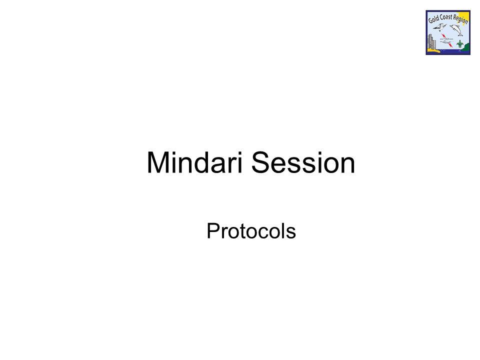 Mindari Session Protocols