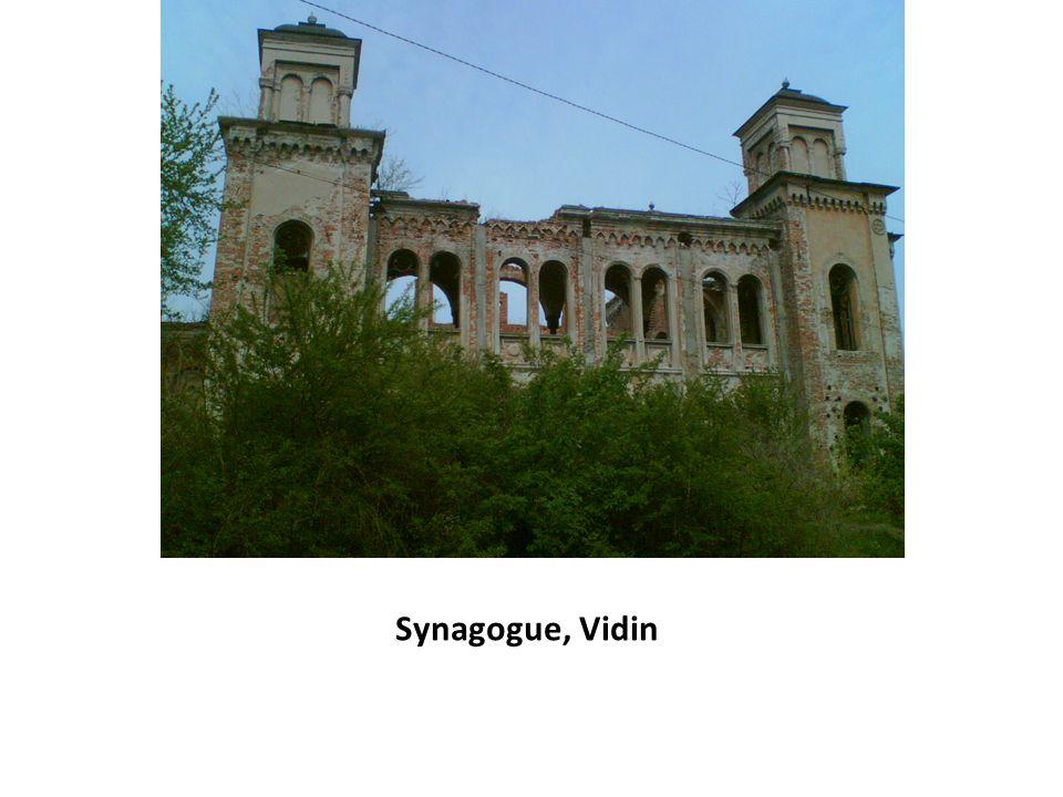 Synagogue, Vidin