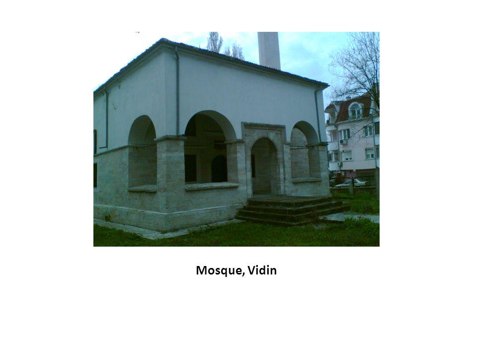Mosque, Vidin