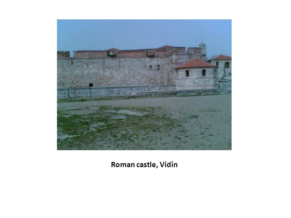 Roman castle, Vidin