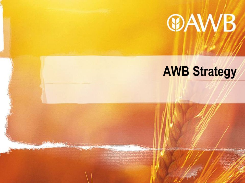 Major wheat exporters Source: USDA