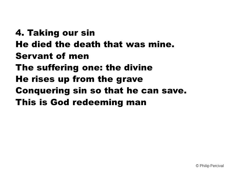 CHORUS Jesus, God's precious son, Jesus, God's chosen one, Jesus,God's suffering child.