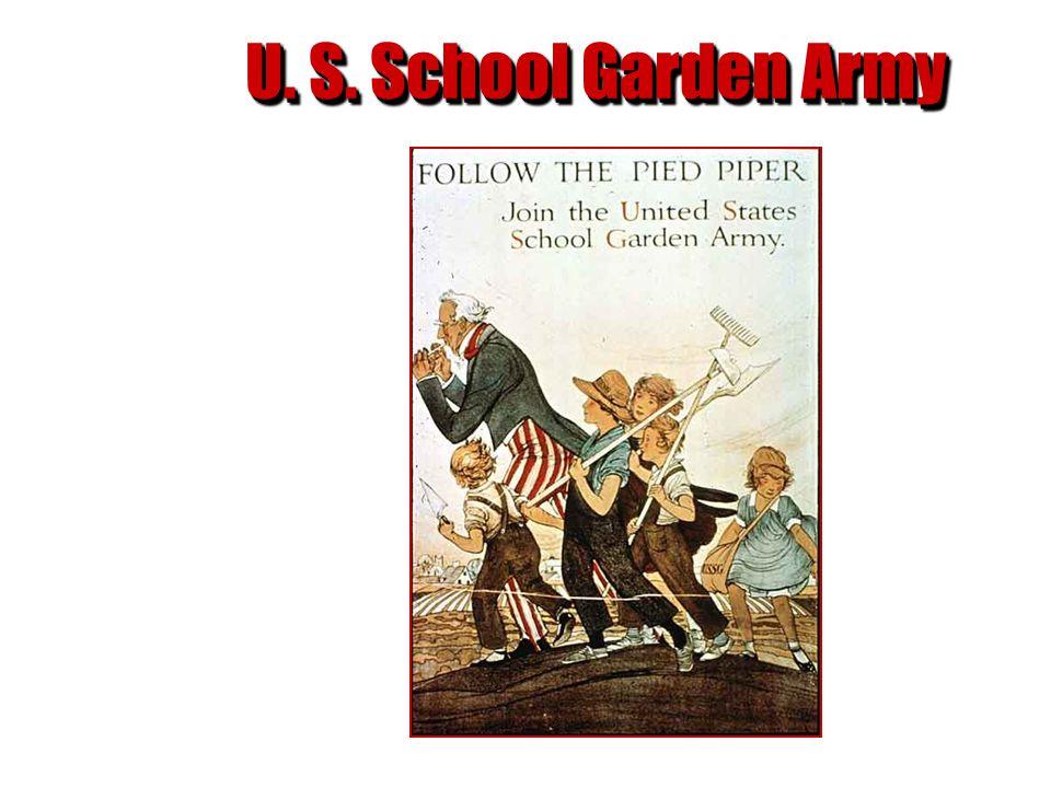 National War Garden Commission