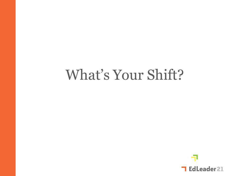What's Your Shift?
