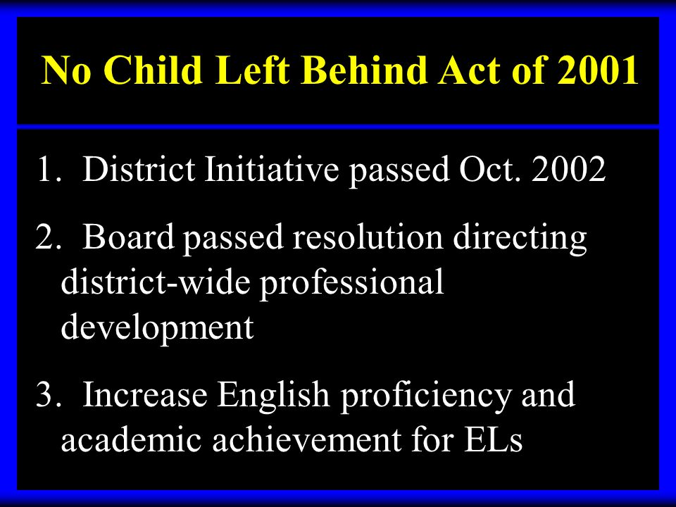 Educational Equity: The Path Worth Taking Closing The Achievement Gap for English Learners ` ELDLiteracyMath Language Acquisition Priorities Road To Academic Success Parent Community Engagement High Quality Teaching & Learning Effective Strategies Appropriate Periodic Assessments District Initiatives Accountability Culturally Relevant Curriculum Culturally Responsive Pedagogy