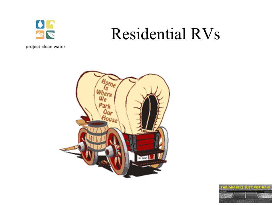 Residential RVs