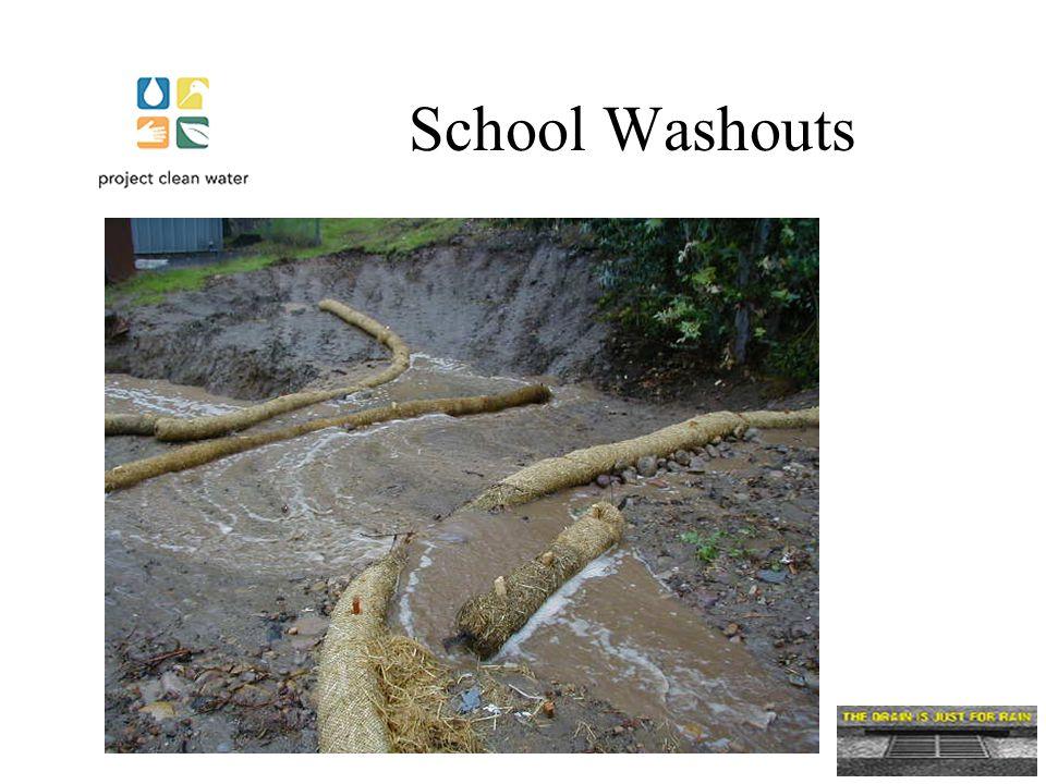 School Washouts
