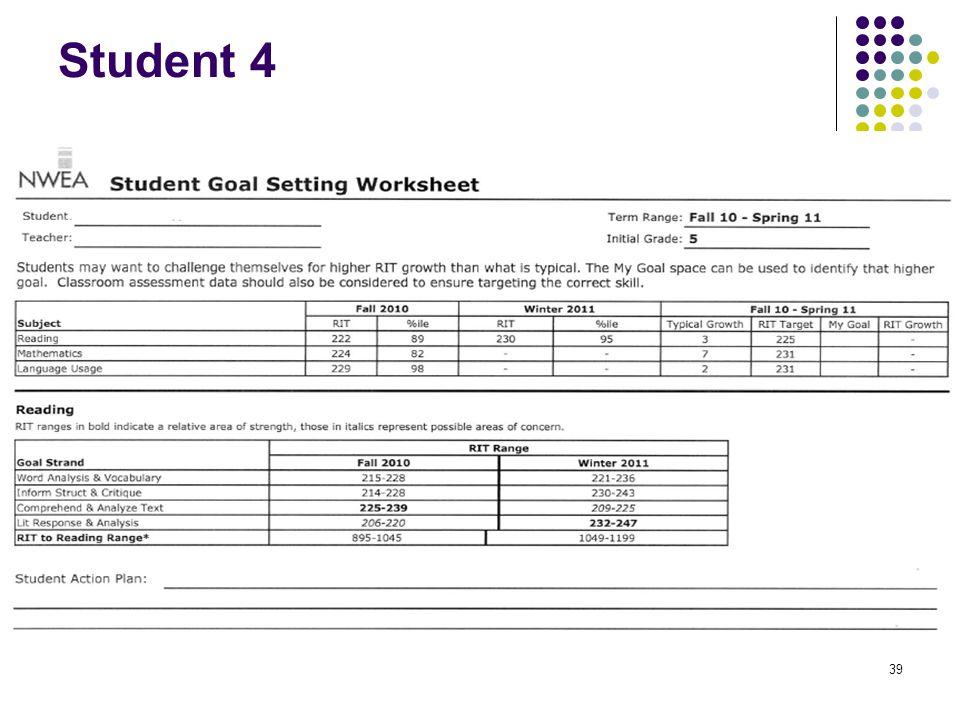 39 Student 4