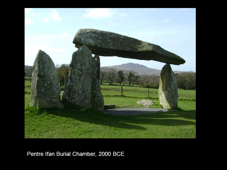 Pentre Ifan Burial Chamber, 2000 BCE