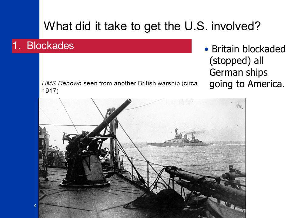 20 How did the war affect the U.S..