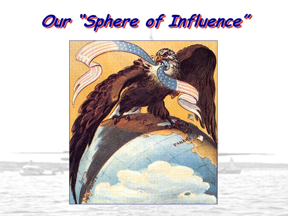 """Our """"Sphere of Influence"""""""