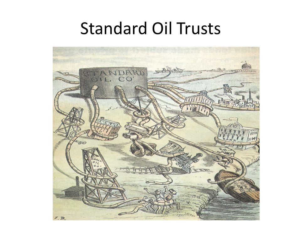 Standard Oil Trusts