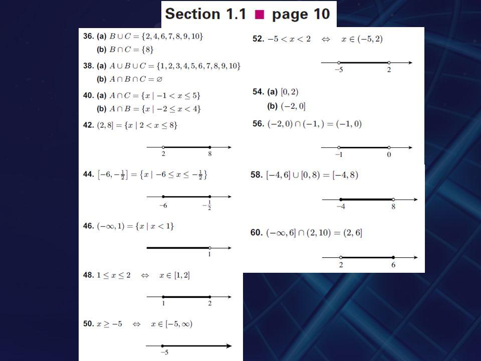 Classwork: Book: pg.11, 36-60 even