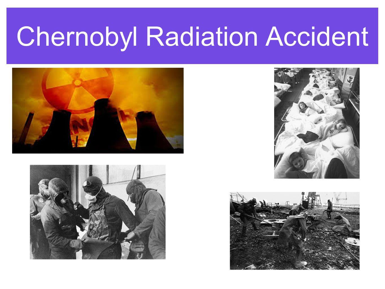 Chernobyl Radiation Accident