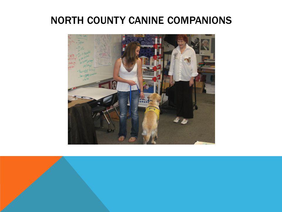NORTH COUNTY CANINE COMPANIONS
