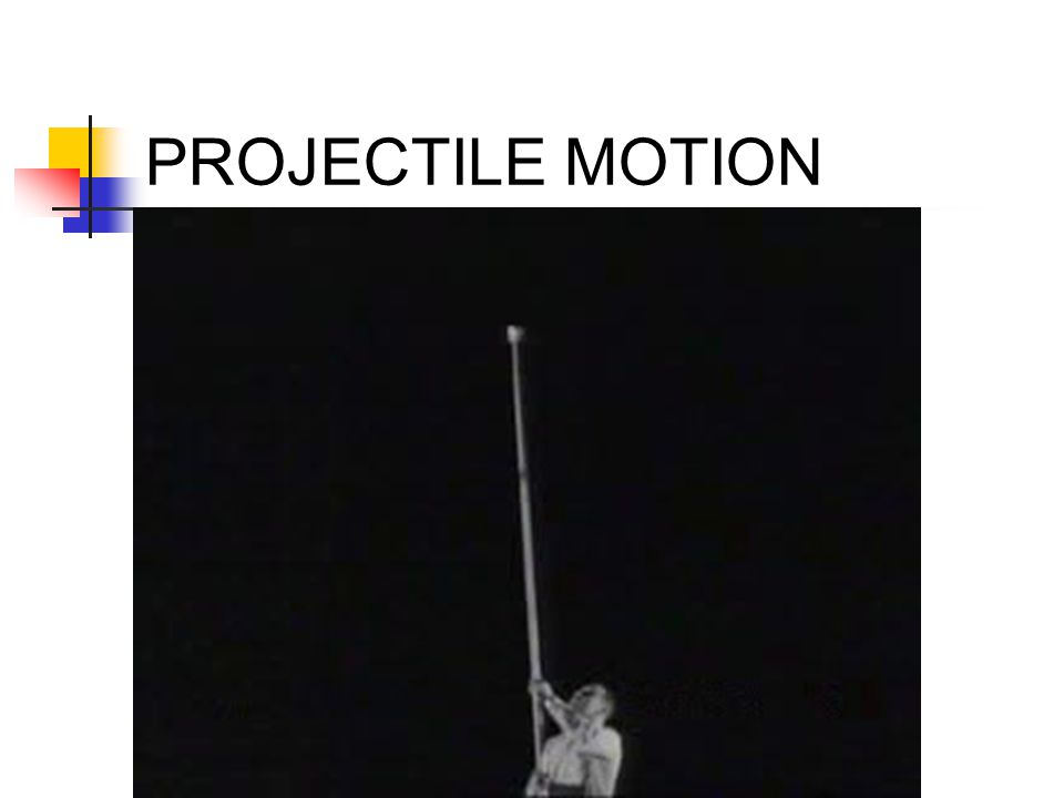 PROJECTILE MOTION A monkey hangs from a tree branch. A hunter aims his tranquilizer gun barrel straight at the monkey. When the hunter fires his gun,