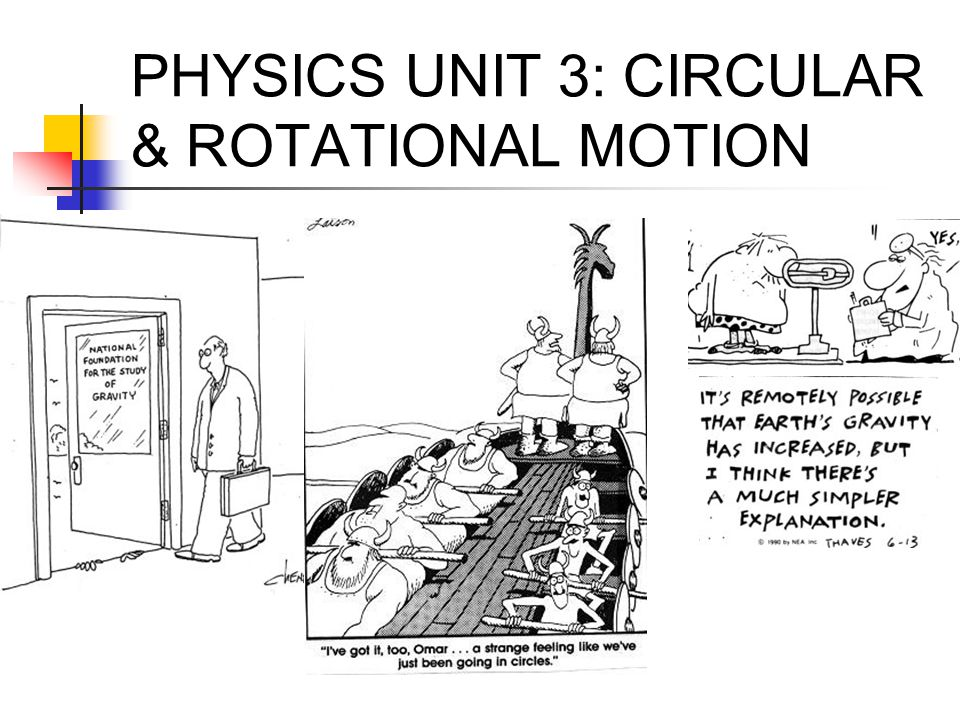 QUIZ 3.1 A 50 kg child on a merry-go-round sits 2.0 m from the center and makes 2.0 complete revolution every second.
