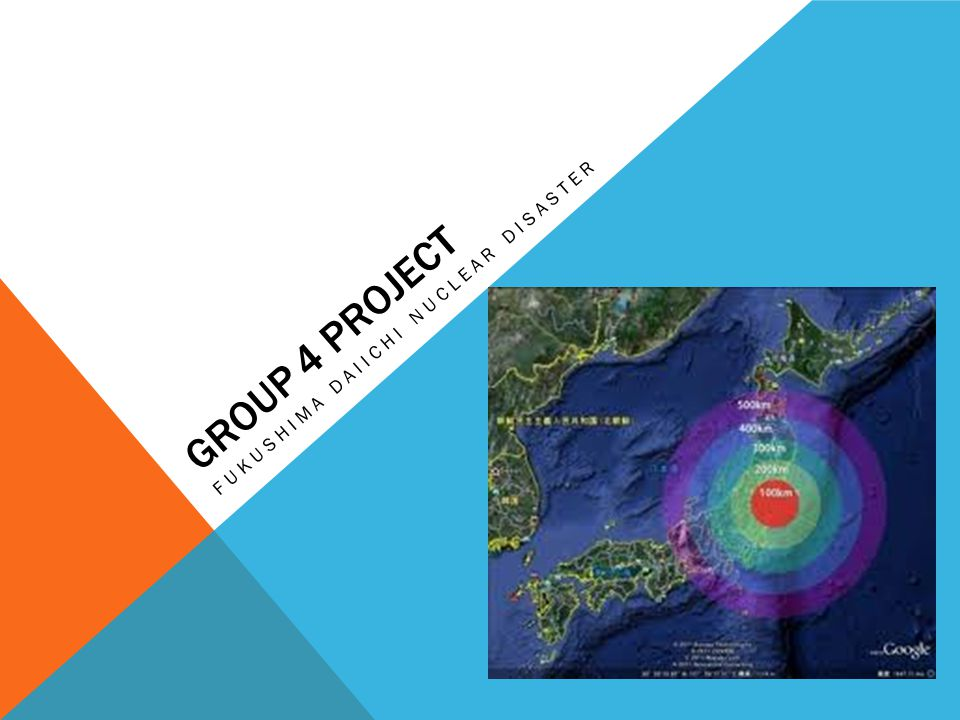 OBJECTIVE A group of 4 students will produce a video that details a scientific article connected to the topic of the Fukushima Daiichi Nuclear Disaster.