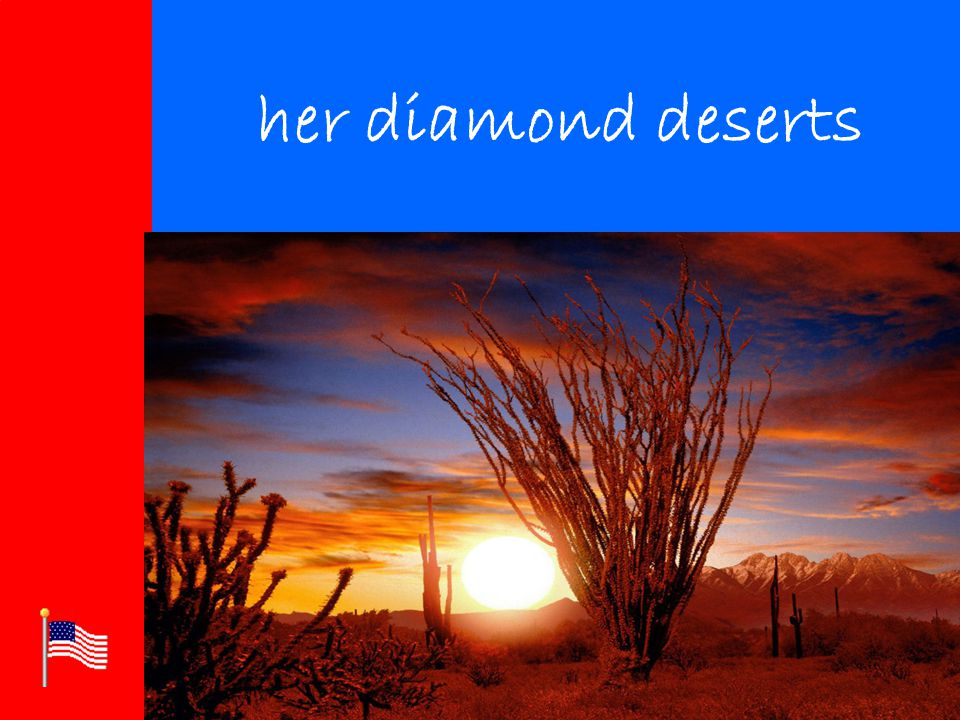 Click to edit Master title style Click to edit Master text styles –Second level Third level –Fourth level »Fifth level her diamond deserts