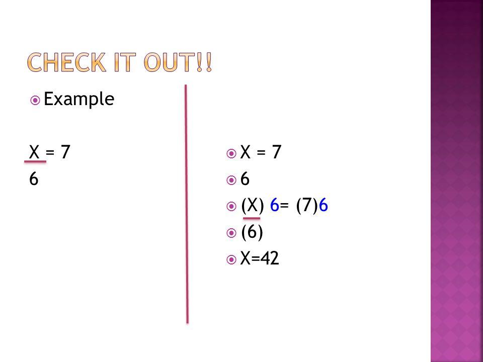  Solve  Y = -9  -4  Y = -9 (-4)  -4(-4)  Y= -9(-4)  Same sign=positive  Y= 36