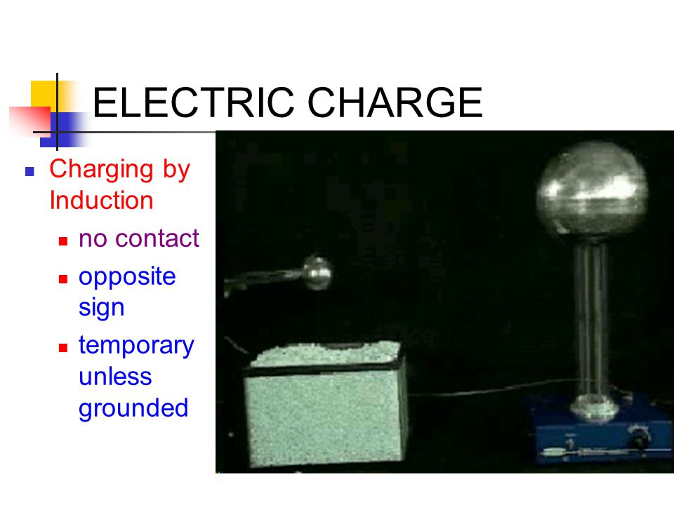 Electric Charge Charge by Friction The heat generated by rubbing two objects together energizes electrons causing them to transfer.