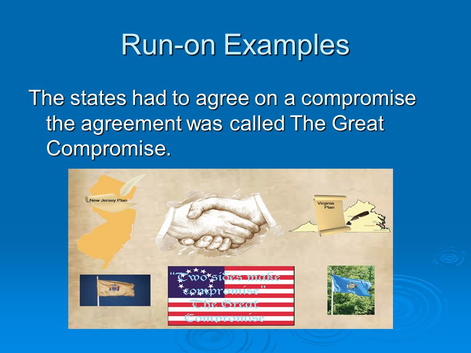 Correct each run-on sentence by adding a subordinating conjunction.