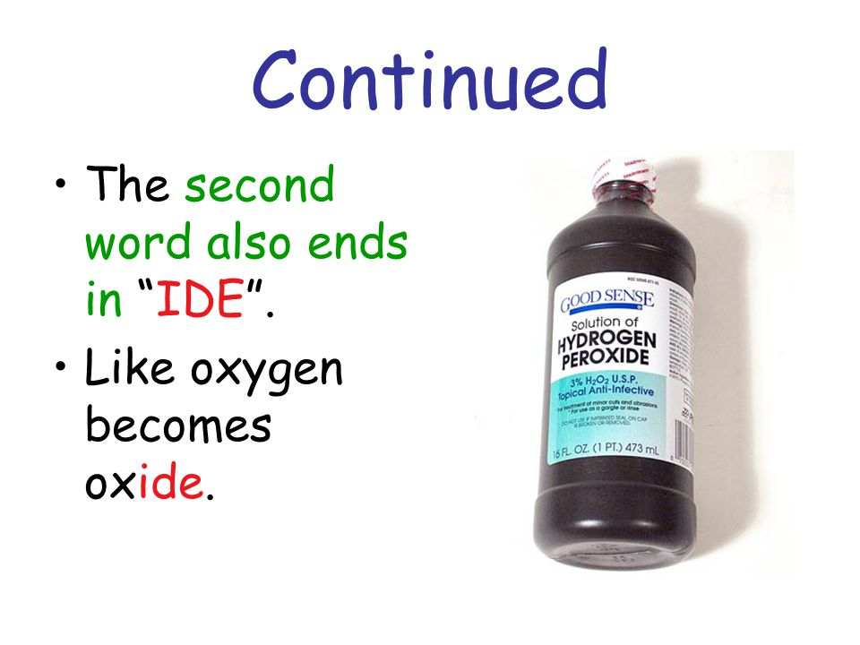 Writing Formulas for COVALENT COMPOUNDS Covalent compounds are often composed of nonmetals.