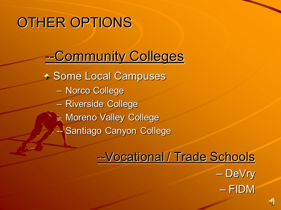 NARROW YOUR CHOICES Requirements Location / Distance CampusesCosts Visit choice campuses
