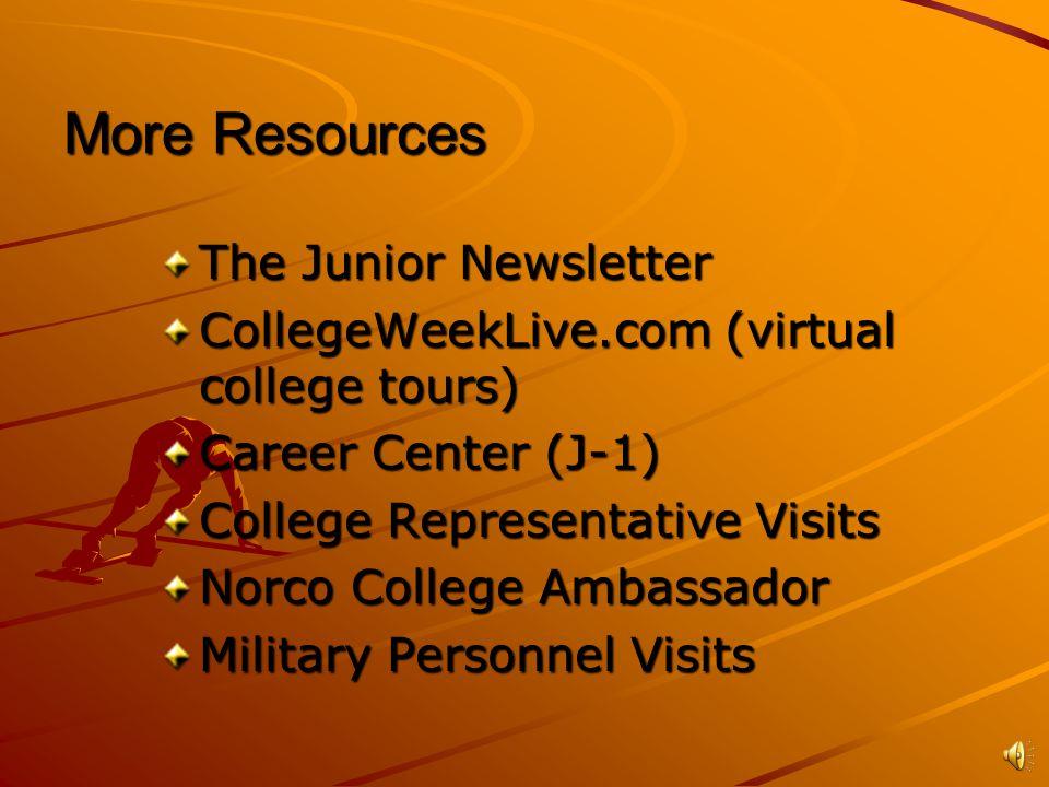 RESOURCES -- Your Counselor Mr. Pruett: A – Dav Mrs.