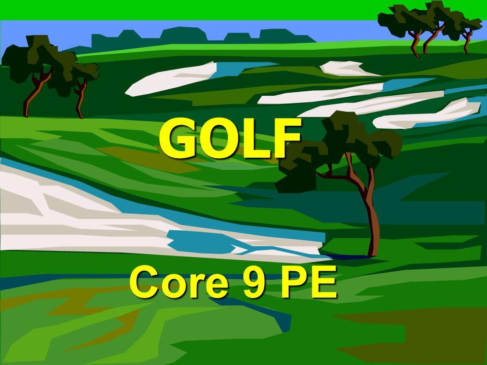 GOLF GOLF Core 9 PE